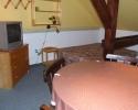 Pokoj č. 8 - tří až čtyřlůžkový | Ubytování Karlova Studánka