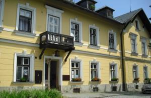 Ubytování Karlova Studánka